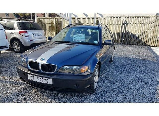 BMW 3 Series Touring 318 full