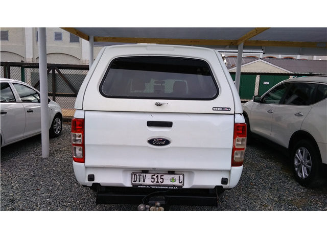 Ford Ranger 2.2 D 110kW XLS HR S/Cab full