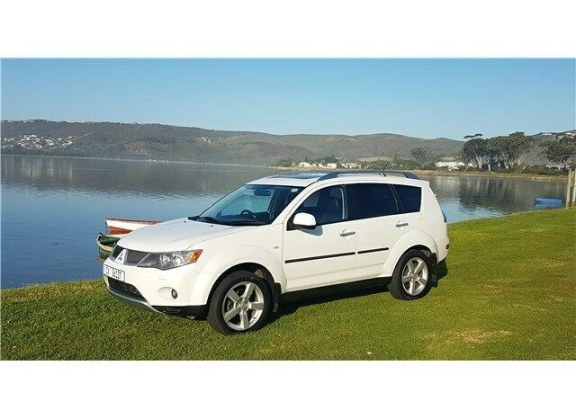 Buy Cars Online Mitsubishi Outlander 2.4 GLS AT