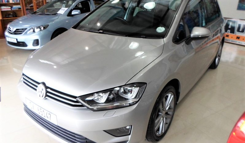 Volkswagen Golf SV 1.4 tsi full