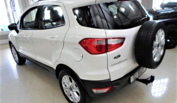 Ford Ecosport 1.5tdci trend full