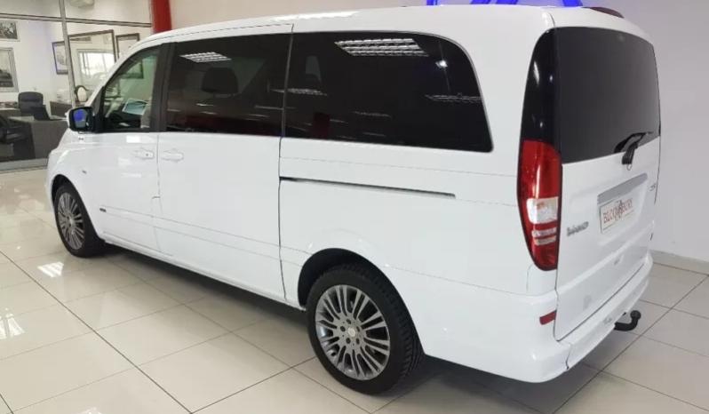 Mercedes-Benz Viano 3.0 CDI Ambiente AT full